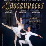 """Espectáculo de danza clásica para niñ@s """"El Cascanueces"""" en Granada."""