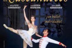 El cascanueces de la mano del russian classic ballet
