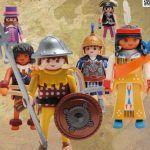 Llega una nueva exposición de Playmobil en Antequera (Málaga)