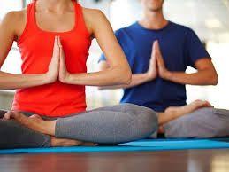 clases de yoga por iniciativa del ayuntamiento de Málaga