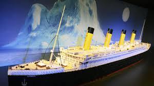 uno de los transportes y de los más conocidos es el Titanic