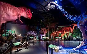 dinosaurios a tamaño real dónde disfrutar de animales prehistóricos animatrónicos