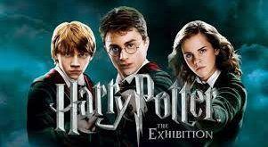 exposición de Harry Potter, dónde disfrutar de los mejores artículos de las películas