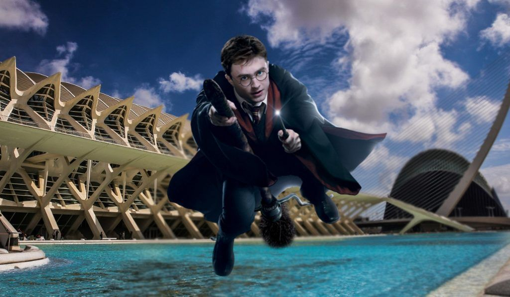 Exposition internationa de Harry Potter, una nueva exposición de Harry en Valencia