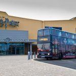 Visitar el banco de Gringotts en los estudios de Harry Potter en Londres.