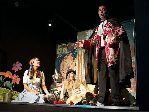 un musical de todo un clásico de la película El Mago de Oz