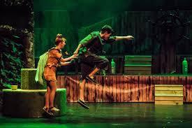 Peter Pan el musical lleno de diversión y fantasía con hadas, niños, piratas, música en directo y mucho más