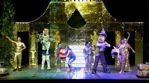 Tadeo Jones, el musical de las aventuras de este obrero que sueños de arqueólogo.