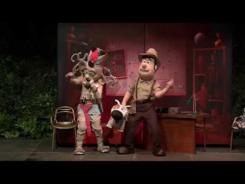Tadeo y sus amigos, un musical dónde vivir sus grandes aventuras
