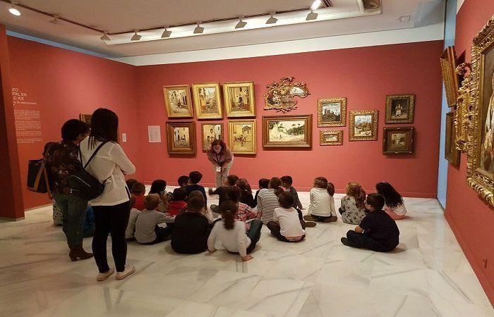 taller infantil gratuito dónde los pequeños conocerán diferentes técnicas y poder desarrollar su creatividad