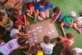 Summer Camp, actividades para peques durante el verano impartidas en inglés y francés