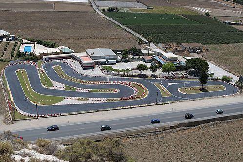 circuito del karting del Sol, pistas más historicas de carreras