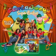 """Cantajuegos y su nuevo espectáculo """"SuperÉxitos"""", un espectáculo junto con un nuevo disco a la venta"""