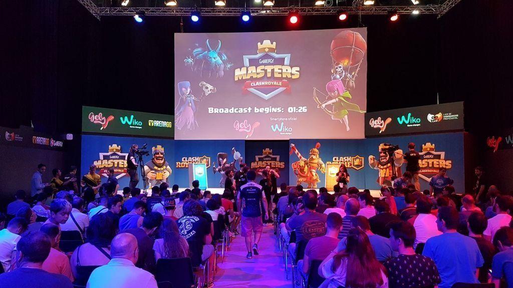 videojuegos y mundo online en Gamercy, competiciones, exhibiciones y mucho más