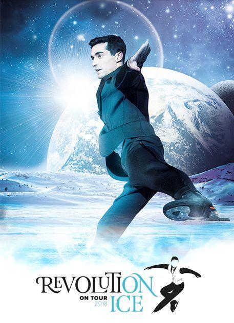 Patinaje sobre hielo, un espectáculo con el gran patinador Javier Fernández
