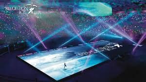 Revolution On Ice, una gran puesta en escena con grandes patinadores, un espectáculo de patinaje sobre hielo con grandes artistas del patinaje