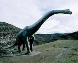 Un parque de Dinosaurios en proyecto, un