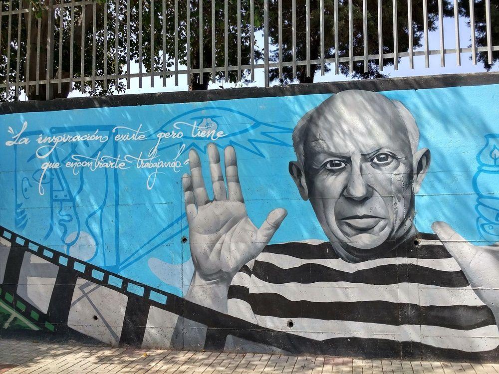 Conocer los artistas urbanos y sus grandes obras gracias al taller de arte urbano