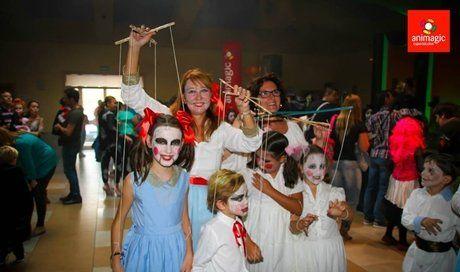 Ja, Ja, Jalloween una fiesta terrorífica, familiar y divertida