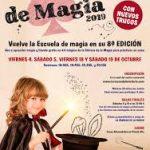 Escuela de Magia con la Fábrica de la Magia en Málaga.
