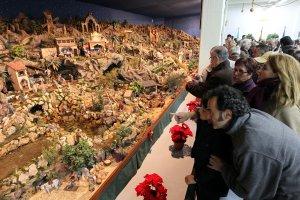 disfrutar de los belenes, concursos, exposiciones de lo más tradicional de las navidades