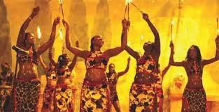 danza africana, percusión, música en directo