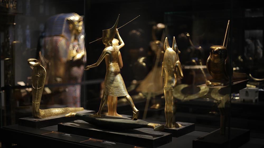 exposición del antiguo Egipto, descubrir la historia de una cultura que ha influido en nuestra cultura actual
