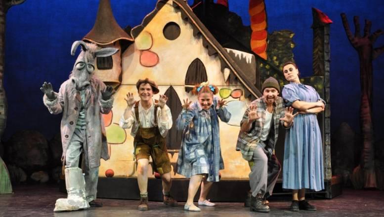 Hansel y Gretel, un nuevo musical familiar de todo un clásico cuento de los hermanos Grimm
