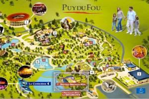 un parque temático dónde conocer la historia de España a través del espectáculo de Puy du Fou