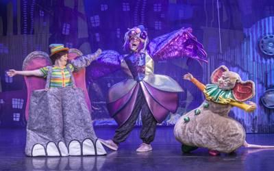 Dumbo el musical