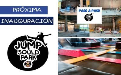 Jump Sould Park, para los peques y los mayores, hacer deporte, fortalecer huesos, y divertirnos en familia