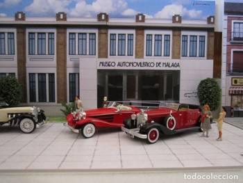 MAM, Museo automovilistico de Málaga, actividades como cuentacuentos infantiles, exposiciones
