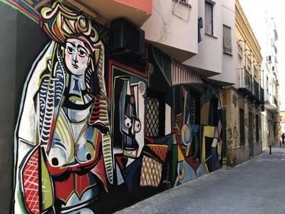street art, disfrutar de la cultura callejera