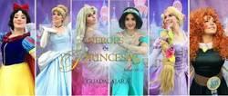 Héroes y princesas, un musical para disfrutar en familia