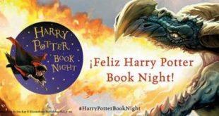 Harry Potter Book Nigth