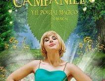Campanilla y el portal mágico, una historia musical para toda la familia