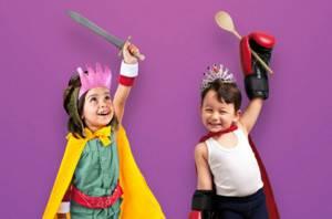 El imperio del juguete apoya la igualdad entre niños, evitando los roles de género y haciendo que los juguetes no tienen género
