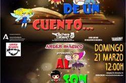 nueva obra de Andén Mágico en la Cochera Cabaret