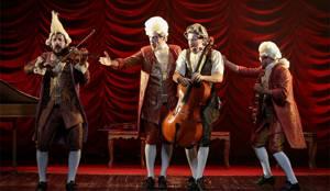 compañía de teatro y música dónde disfrutaremos con un espectáculo lleno de cultura y diversión