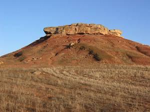 ruta a Caballo por el Cerro de Castillón, en Málaga