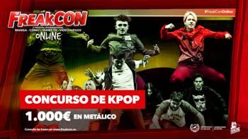 concursos de cosplay y Kpop en la FreakCon