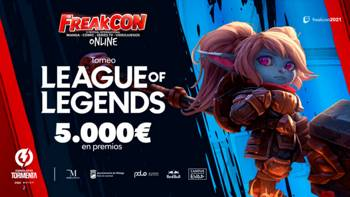 Torneo en la Freakcon online, disfrutar al máximo de esta convención internacional