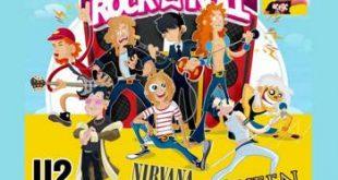 para los amantes del rock y el pop, una posibilidad de disfrutar el rock en familia