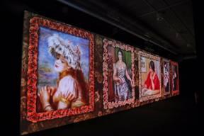 En esta exposición inmersiva al impresionismo conoceremos los detalles que caracterizan este movimiento artístico