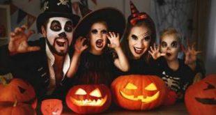 Monstruos y diversión en las noches de Halloween durante la Yincana
