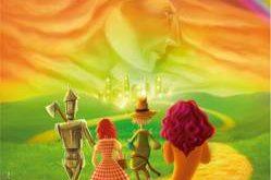 Teatro las Lagunas con un espectáculo infantil Mago de Oz y la Bruja Verde